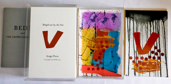 artists book Brigid