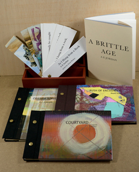 artist's book selection